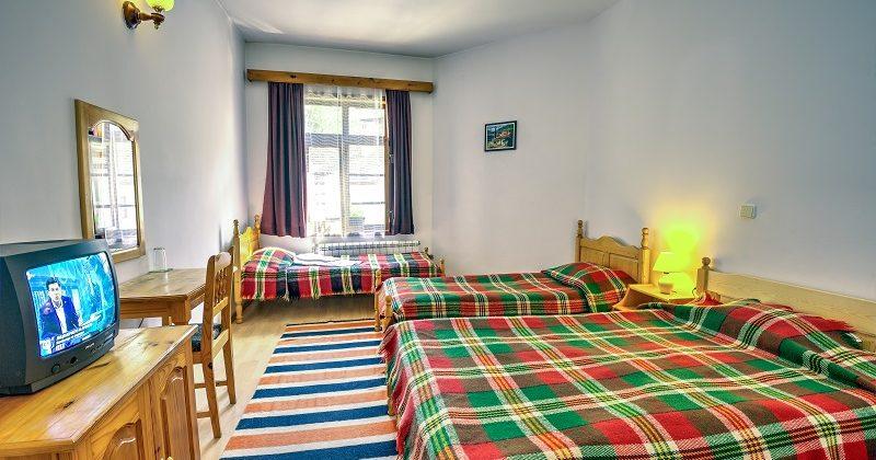 Стая за трима