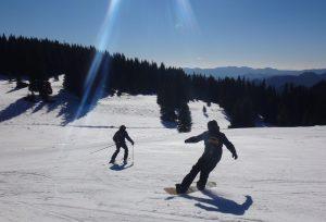 Ски и сноуборд